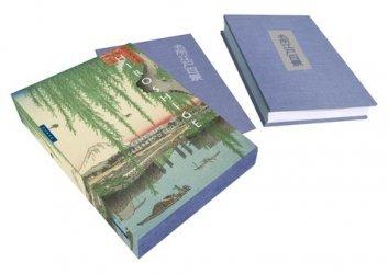 Dernières parutions dans Beaux-arts, Hiroshige Cent vues d'Edo (coffret)