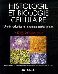 Souvent acheté avec Médecine tropicale et parasitologie, le Histologie et biologie cellulaire