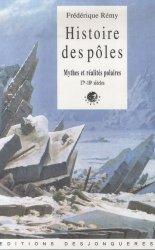 Dernières parutions sur Pôles, Histoire de pôles