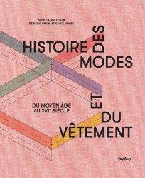 Dernières parutions dans Beaux livres, Histoire des modes et du vêtement
