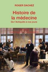 Dernières parutions dans Texto, Histoire de la médecine
