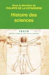 Dernières parutions dans Texto, Histoire des sciences