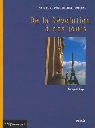 Nouvelle édition Histoire de l'architecture française