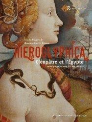 Dernières parutions dans Renaissance, Hieroglyphica
