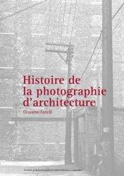 Dernières parutions dans Architecture Essais, Histoire de la photographie d'architecture