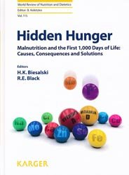 Dernières parutions dans World Review of Nutrition and Dietetics, Hidden Hunger