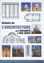Souvent acheté avec Histoire de l'architecture, le Histoire de l'architecture