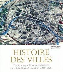 Dernières parutions sur Cartographie, Histoire des villes
