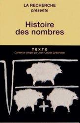 Dernières parutions dans Texto, Histoire des nombres