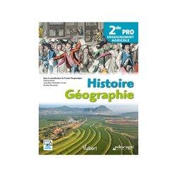 Souvent acheté avec Cheval, techniques d'élevage, le Histoire Géographie 2de Pro Enseignement agricole