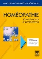 Dernières parutions sur Traités de matière médicale, Homéopathie