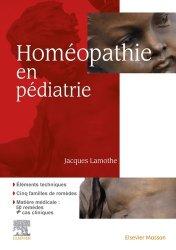 Dernières parutions sur Pédiatrie, Homéopathie en pédiatrie majbook ème édition, majbook 1ère édition, livre ecn major, livre ecn, fiche ecn