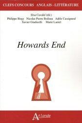 Dernières parutions sur Méthodes de langue (scolaire), Howards End