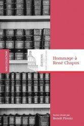 Dernières parutions sur Droit administratif général, Hommage à René Chapus