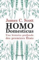 Dernières parutions sur Agriculture - Agronomie, Homo domesticus