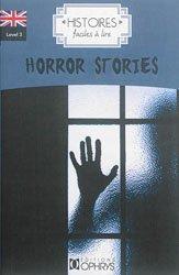 Dernières parutions sur Hitoires faciles à lire, Horror Stories