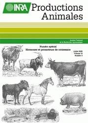 Dernières parutions dans Productions animales, Hormones et promoteurs de croissance en productions animales