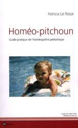 Dernières parutions sur Homéopathie pédiatrique, Homéo-pitchoun