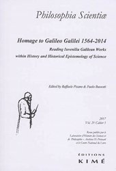 Homage to Galileo Galilei : 1564-2014
