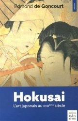 Dernières parutions dans Littérature, Hokusai. L'art japonais au XVIIIe siècle