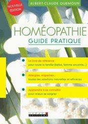 Souvent acheté avec Conseil homéopathique à l'officine, le Homéopathie