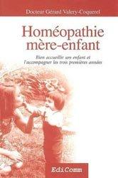 Souvent acheté avec L'ostéopathie pédiatrique, le Homéopathie mère-enfant