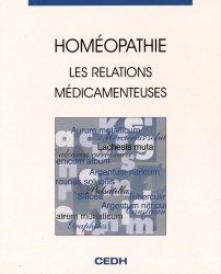 Souvent acheté avec Thérapeutique hormonale homéopathique, le Homéopathie