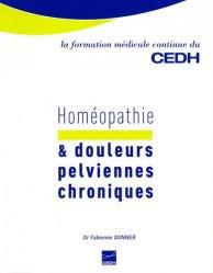Dernières parutions dans La formation médicale continue du CEDH, Homéopathie & douleurs pelviennes chroniques