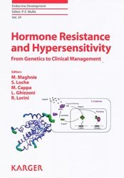 Dernières parutions dans Endocrine Development, Hormone Resistance and Hypersensitivity