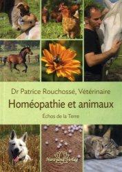 Dernières parutions sur Pharmacologie - Thérapeutiques, Homéopathie et animaux
