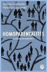 Dernières parutions sur Liens parents - enfant, Homoparentalités