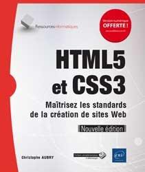 Dernières parutions sur Développement d'applications, HTML5 et CSS3