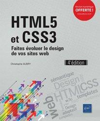 Dernières parutions dans Objectif Web, Html5 et css3 - faites evoluer le design de vos sites web (4e edition)