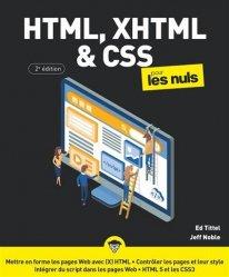 Dernières parutions sur Techniques de programmation, HTML & CSS3 pour les nuls