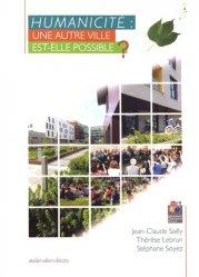 Dernières parutions sur Urbanisme, Humanicite