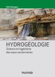 Dernières parutions dans Technique et ingénierie, Hydrogéologie appliquée
