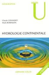 Dernières parutions dans U, Hydrologie continentale