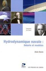 Souvent acheté avec Compendium of ship hydrodynamics, le Hydrodynamique navale