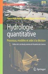 Dernières parutions dans Ingénierie et développement durable, Hydrologie quantitative