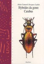 Dernières parutions dans Systématique, Hybrides du genre Carabus
