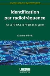 Dernières parutions dans Réseaux et télécommunications, Identification par radiofréquence