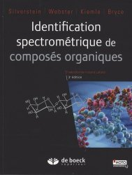 Dernières parutions sur Mesure, Identification spectrométrique de composés organiques