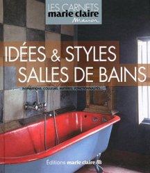 Souvent acheté avec Une nouvelle salle de bain, le Idées et styles de salles de bain