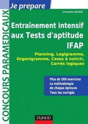 Souvent acheté avec Réussir son concours AS/AP 2013, le IFAP : entraînement intensif aux tests d'aptitude