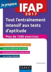 Souvent acheté avec Concours AS et AP - Entrée en IFAS-IFAP, le IFAP 2017 Tests d'aptitude - Entraînement intensif