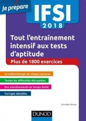 Souvent acheté avec Concours Infirmier - Grands thèmes sanitaires et sociaux - IFSI 2018-2019, le IFSI 2018 Tout l'entraînement intensif aux tests d'aptitude