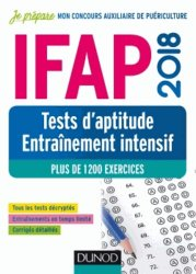 Nouvelle édition IFSI 2019 Tests d'aptitude - Entraînement intensif - Concours infirmiers - + de 1800 exe
