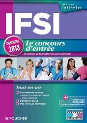 Souvent acheté avec IFSI Annales corrigées Concours 2013, le IFSI Le concours d'entrée concours 2013
