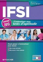 Souvent acheté avec Les tests d'aptitude IFSI, le IFSI S'entraîner aux tests d'aptitude
