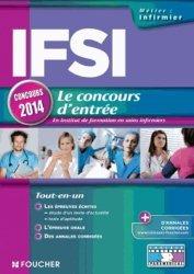 Souvent acheté avec Concours Infirmier - Entrée en IFSI, le IFSI - Le concours d'entrée